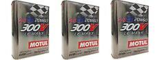 MOTUL OLIO MOTORE AUTO 300V LE MANS 20W-60 100% SINTETICO FLACONE da 6 LITRI