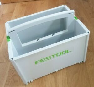 Festool Sys Toolbox Sys-TB2 499550 Systainer Tool Box Tote.