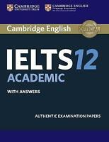 New Cambridge IELTS 12 Academic Student's Book with Answers By Not Available