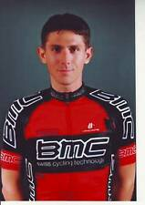 CYCLISME repro PHOTO cycliste JACKSON STEWART équipe BMC RACING TEAM 2010