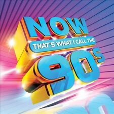 VARIOUS ARTISTS - NOW! THAT'S WHAT I CALL THE 90S [2014] NEW CD