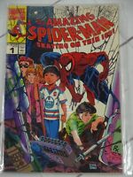 The Amazing Spider-Man: Skating on Thin Ice #1 1990 Canadian variant - C2596
