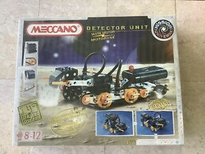 Meccano -Mission the Universe Detector Unit.As new, still Sealed.1997