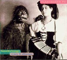 CRAZY & OBSCURE-NOVELTY SONGS 1914-1946  CD NEU