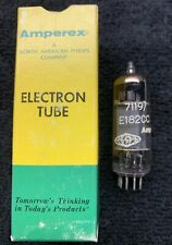 1 NOS Amperex 7119 E182CC Tube Holland 1962