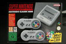 SNES Classic Mini Super Nintendo Entertainment System Retro + 7777 GAMES NUOVO