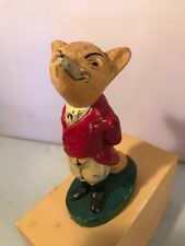 "SNOOTY FOX SCOTT PRODUCTS METAL PAINTED BOTTLE OPENER 6.75"" TALL LQQK"