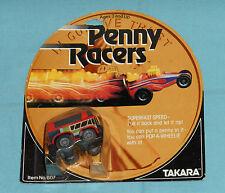 vintage Takara Penny Racers PENNY RACERS red CRUISER BRUISER MOC
