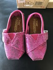 Toms Glitter Tiny Pink Gurley 3