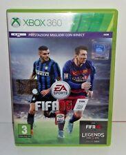 Fifa 16 XBOX360 USATO ITA