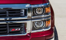 2014-16 Chevrolet Silverado 1500 2500 3500 HD Z71 Genuine GM Grille Emblem Badge