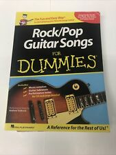 Rock Pop Guitar Songs for Dummies Songs by No Doubt Tom Petty The