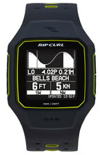 Rip Curl Search GPS 2 Digital Watch Black With Yellow Accents A1144-yel