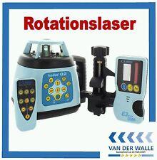 Hedue® Rotationslaser Baulaser Q2 horizontal+vertikal