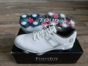 NEW 2021 Footjoy Tour X South Beach LTD EDITION Mens Golf Shoes 9.5 Medium
