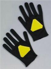 Power Rangers Dino Thunder Black Ranger Costume Gloves New Childs