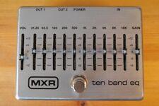 MXR ten band eq M108SEU nie benutzt, wie neu