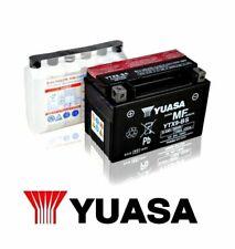 Yuasa YTX9-BS 12V 8Ah Batteria per Moto - Nera
