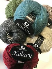 Fila Doro Killary Tweed Cashmere/Wool Yarn