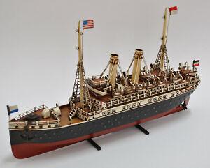 Vintage European Made made Marklin Carette Fleischmann tin toy Classic Model NR