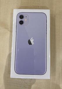 BRAND NEW Apple iPhone 11 256GB PURPLE (UNLOCKED) APPLE WARRANTY TILL JUNE 2022