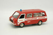 NovoExport USSR 1/43 - RAF 2203 Bus  Pompiers