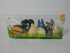 Hand puppet 5 figures Totoro catbus /My neighbor totoro Studio Ghibli