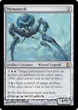 MEMNARCH Darksteel MTG Artifact Creature — Wizard RARE
