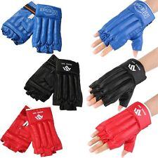New Mitts Half-finger Fitness Boxing Gloves Punch Bag Training Equipment MC