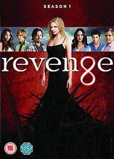 Revenge-Staffel 1 6 Disc Set CERT .15 Series 1 One 1st komplette erste Staffel ^