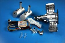 Original DLE40 40cc Gasoline Engine for RC Airplane Gas Engine DLE-40 10