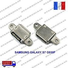 CONNECTEUR CHARGE PORT USB SAMSUNG GALAXY S7 SM G930F 7 PIN A SOUDER (122A)