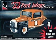 32 Ford Jalopy Stock Car #11 Arnie Nimmerfroh model kit