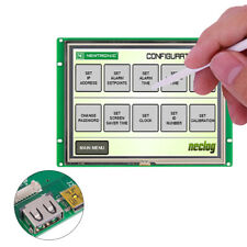 8 Inch Hmi Tft Lcd Module With Touch Screen For Hmi Display Stone