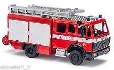 Busch 43861, Mercedes-Benz MK88 Feuerw. Holland »Brandweer«, H0 Auto Modell 1:87
