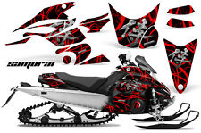 Yamaha FX Nytro 08-14 Graphics Kit CreatorX Snowmobile Sled Decals SAMURAI RB