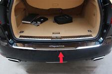 304 Stainless Steal Rear Bumper Door Sill Protecor For Porsche Cayenne