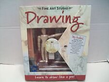 Fine Art Studio Drawing Silver Dolphin Books Nib!