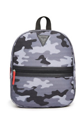 GUESS FACTORY Grey Boys Backpack Style DX-K18-005 100%Original.Fast Ship NEW