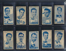 More details for carreras (turf) - famous footballers - full set of 50 cards