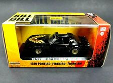 Kill Bill VOL 2  scale 1/43  1979 Pontiac Firebird Trans AM Black 86452 NEW