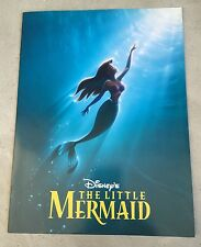 The Little Mermaid Promo with Words to songs