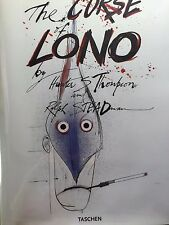 THE CURSE OF LONO BY HUNTER S. THOMPSON *FIRST EDITION*