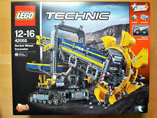 LEGO 42055 (TECHNIC) Schaufelradbagger | Excavator | Gebraucht | Used (Complete)