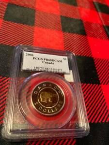 2006 Canada Two Dollar PCGS PR68DCAM  -  TOONIE