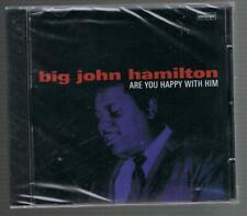 BIG JOHN HAMILTON - ARE YOU HAPPY WITH HIM CD (NEW & SEALED)