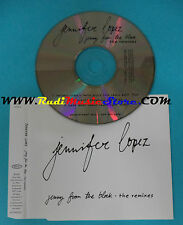 CD Singolo Jennifer Lopez Jenny From The Block The Remixes SAMPCM 12504 2 (S24)