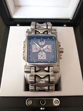 Oakley Titanium Minute Machine Wrist Watch for Men-Rare-EXCELLENT CONDITION