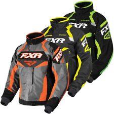 FXR Men's Octane Jacket 260g Insulation - Orange, Hi-Vis, Green - 180021-____-1_
