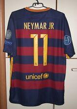 FC BARCELONA 2015/2016 FOOTBALL JERSEY SHIRT CAMISETA NIKE #11 NEYMAR